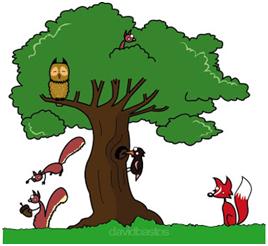 Znalezione obrazy dla zapytania: gify las