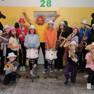 Odlotowa Banda - zespół szkolny