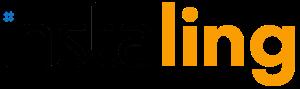 installing logo małe